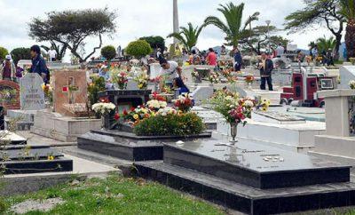 Día de los difuntos Ecuador