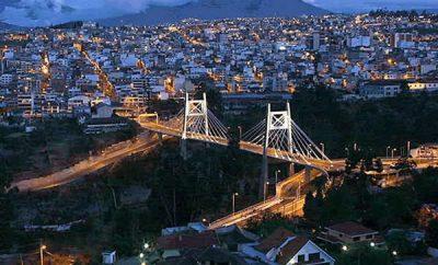 Lugares Turísticos en Ambato Ecuador