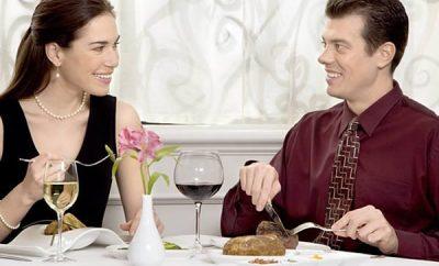 Reglas de conducta en la mesa