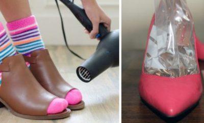 Tips para los zapatos