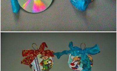 como-hacer-adornos-de-navidenos-con-cd-viejos