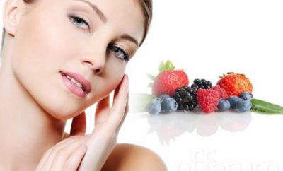 Frutas y verduras para una piel sana