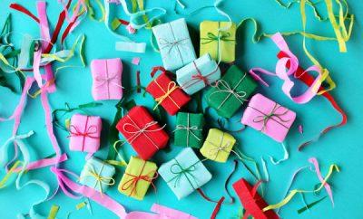Guirnalda de regalos