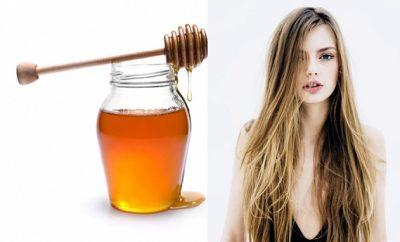 Tratamiento de miel para el crecimiento del cabello