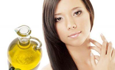 Usos del aceite de oliva en el cabello