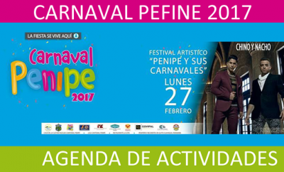 Programa carnaval Penipe 2017