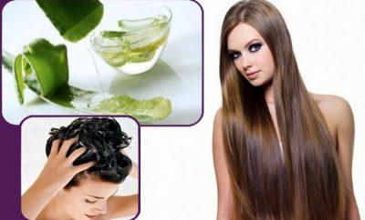como hacer crecer el cabello con sabila y huevo