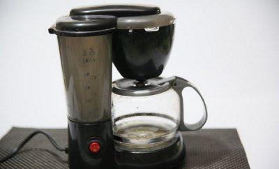 como limpiar el filtro de una cafetera