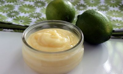 crema de limon para bajar de peso