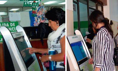 En el Hospital del IESS de Ibarra las radiografías son digitales