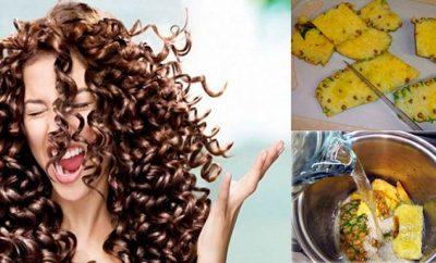 metodos caseros para rizar el cabello