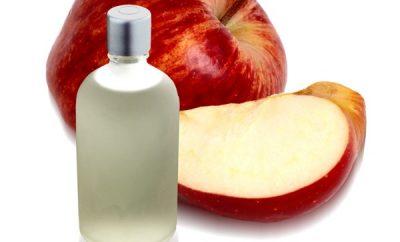 perfume casero de manzana