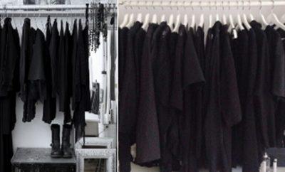 trucos para lavar la ropa negra