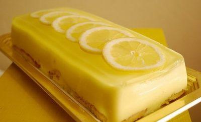 Pastel de limón receta facil