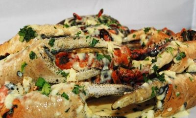 cangrejos-al-ajillo