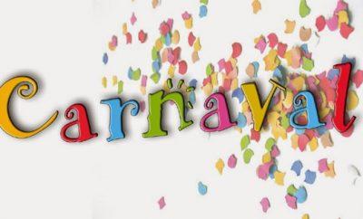 Feriado de carnaval 2017