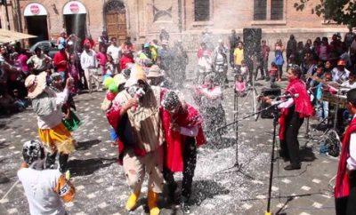 Agenda de Eventos Carnaval de Riobamba 2017