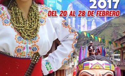 Actividades carnaval 2017 cantón Chimbo