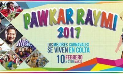 programa de carnaval colta 2017