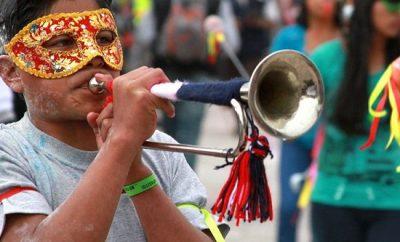 Agenda eventos Carnaval en Quito 2017