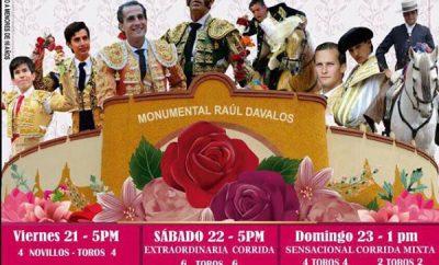 Feria Taurina Señor del Buen Suceso Riobamba 2017
