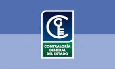 Declaración Juramentada Contraloría General del Estado Ecuador