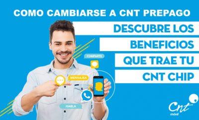 Cambio a CNT, Cambiarme a CNT Prepago