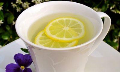 te de limon para el dolor de estomago