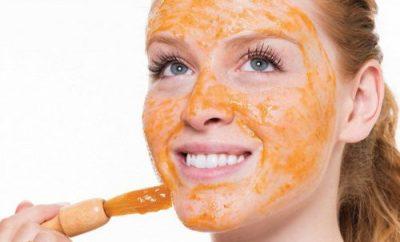 mascarilla de zanahoria para piel seca