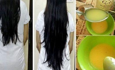 mascarilla natural para el crecimiento del cabello