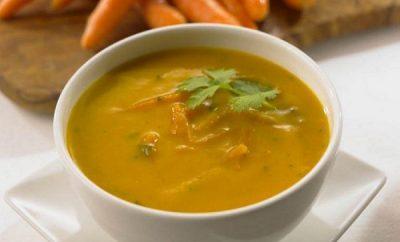 sopa belga de legumbres