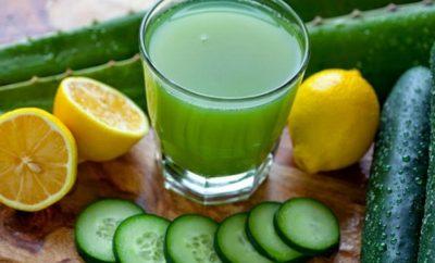 bebida natural para eliminar la grasa del cuerpo