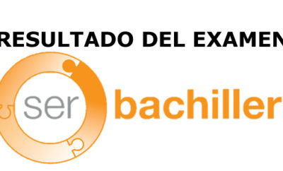 Resultado examen Ser Bachiller 2017
