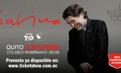 concierto joaquin sabina en ecuador 2017