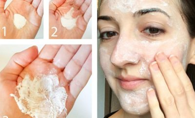 limpiador natural para la cara