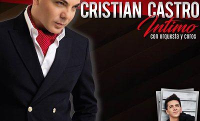 concierto de cristian castro en ecuador 2017