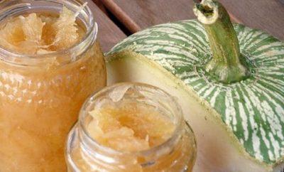 dulce de zambo con pina