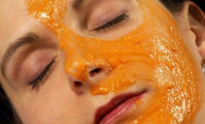 como hacer una mascarilla de papaya para la cara