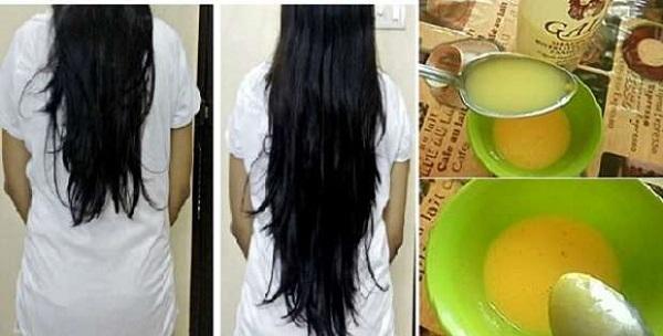 como hacer crecer el cabello rapido