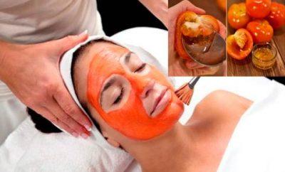 como hacer la mascarilla de tomate para el acne