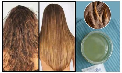 como hacer mascarilla de gelatina para el cabello
