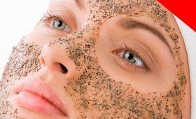 como hacer una mascarilla de cafe para la cara
