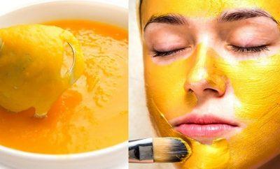 como preparar la mascarilla de mango