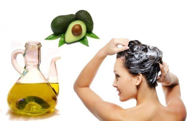 como hacer un shampoo de aguacate