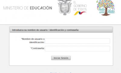 Plataforma EducarEcuador