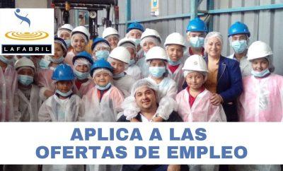 Ofertas de Trabajo en La Fabril