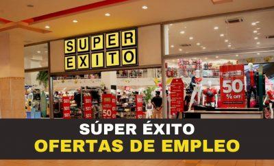 Super Exito VACANTES DE EMPLEO Ecuador