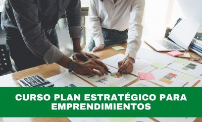 Curso de plan estratégico para emprendimientos