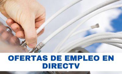 Ofertas de Trabajo en DIRECTV Ecuador