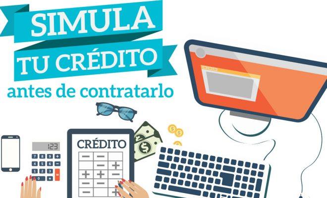 Simulador de crédito de bancos y cooperativas de Ecuador